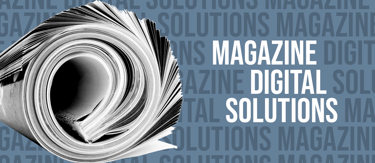 magazine digital solutions header image